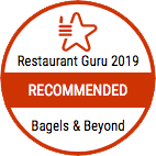 Restaurant Guru 2019 RECOMMENDED Bagels & Beyond